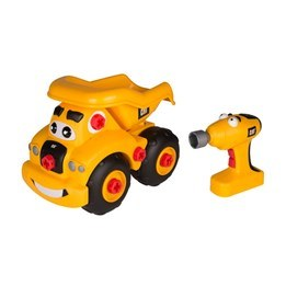 CAT, Take apart Buddies - Dump Truck