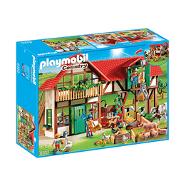 Playmobil Country 6120, Stor gård