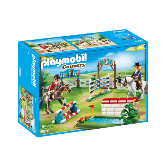 Playmobil Country 6930, Ryttartävling