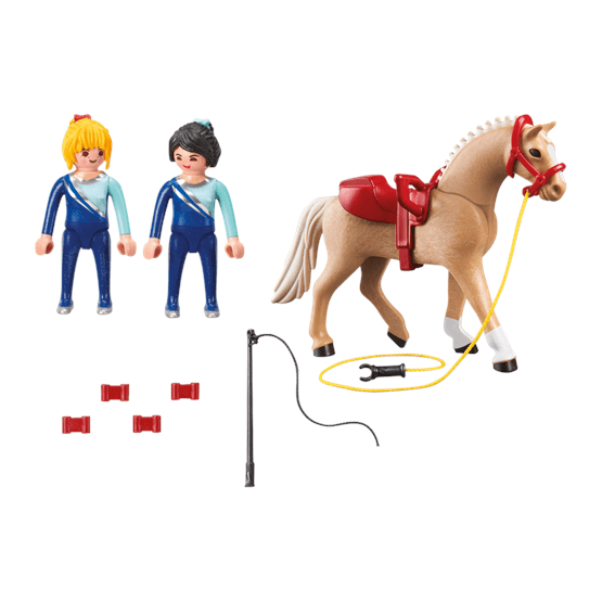 Playmobil country 6933 voltigetr ning h star for Mobilia 3 butik