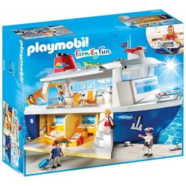 Playmobil Family Fun 6978, Kryssningsbåt