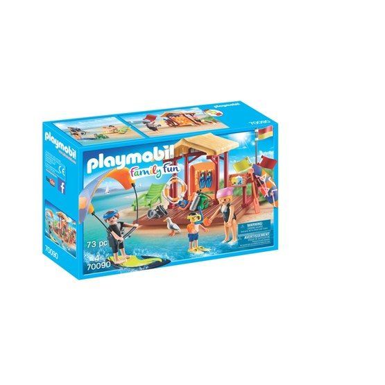 Playmobil Family Fun  - Vattensportlektion