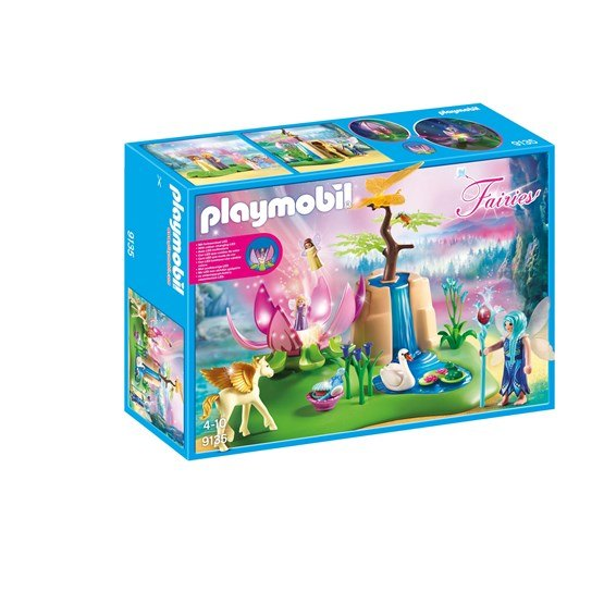 Playmobil Fairies 9135, Mystisk älvdalgång