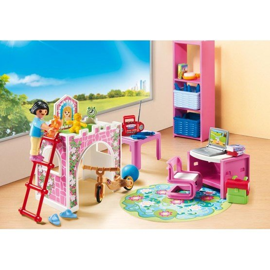 Playmobil city life 9270 mysigt barnrum hem for Mobilia 3 butik