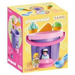 Playmobil, Sand - Glasskiosk