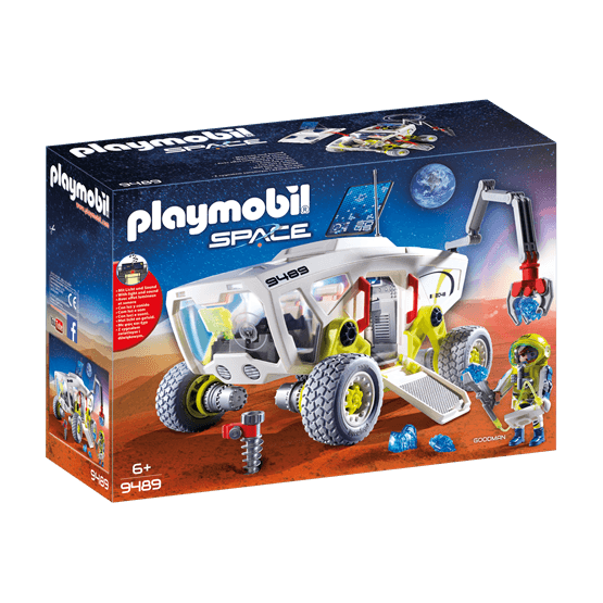 Playmobil, Space - Marsrobot