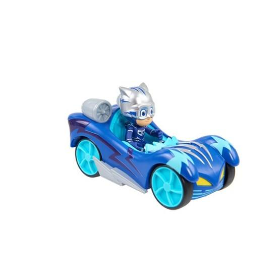 Pyjamashjältarna, Turbo Blast Vehicles - Kattpojken
