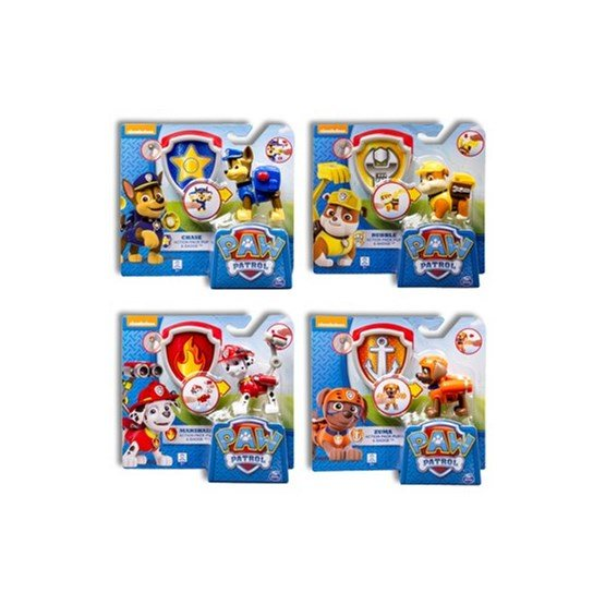 Paw Patrol, Action pack Pups - Chase