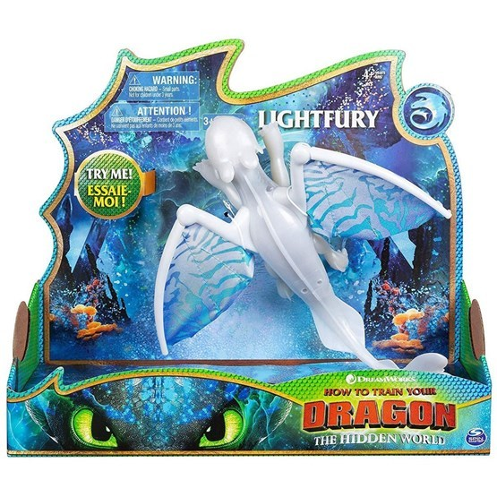 Dragons, Deluxe Dragon - Lightfury (A)