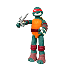 Ninja Turtles, TMNT Mutant XL - Raphael