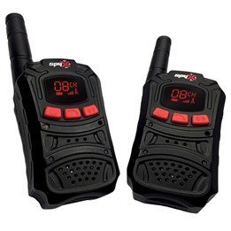 SpyX, Walkie Talkies Kortdistans