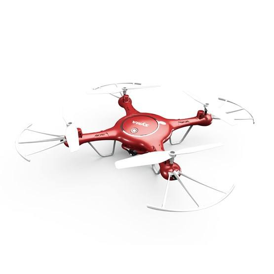 Syma, Quadcopter Drönare X5UW Wifi FPV 720P HD Camera