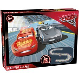 Disney Cars 3, Racing Game